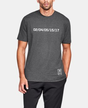 Men's TB12 UA LE T-Shirt  1 Color $34.99
