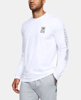 Men's TB12 UA LE Long Sleeve T-Shirt  1 Color $39.99