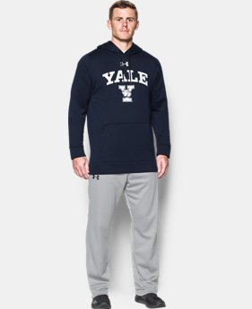 Men's Yale Armour® Fleece Hoodie  1 Color $74.99