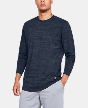 Men's UA Sportstyle Long Sleeve  1  Color Available $40