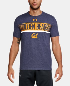 New Arrival Men's Cal Bears Taps T-Shirt  1 Color $34.99