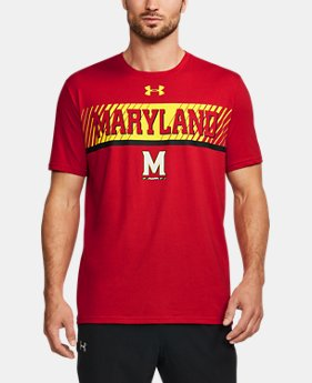 Men's Maryland Charged Cotton® T-Shirt  1  Color Available $34.99