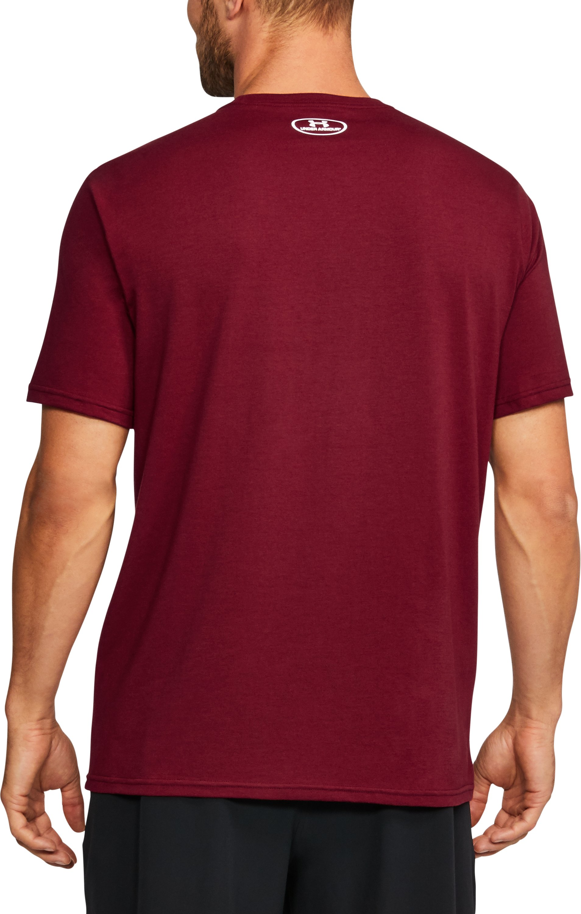 Men's South Carolina Charged Cotton® T-Shirt, Cardinal, undefined