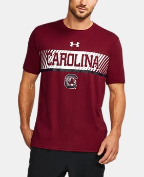 New Arrival Men's South Carolina Charged Cotton® T-Shirt  1 Color $34.99