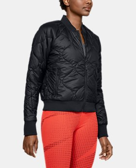 Women's ColdGear® Reactor Bomber Jacket  2  Colors Available $220