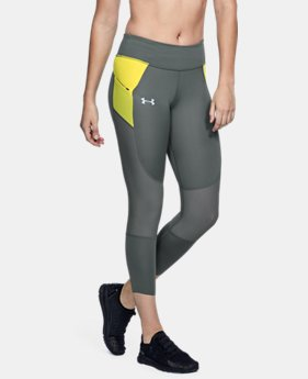 New Arrival Women's UA Speedpocket Run Crop LIMITED TIME: FREE U.S. SHIPPING 1 Color $80