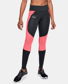 Women's UA SpeedPocket Run Tights  1  Color Available $90