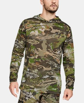 Men's UA Microthread Early Season Base Hoodie  3  Colors Available $50