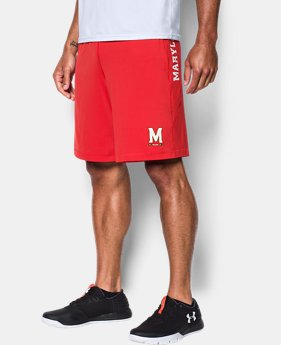 Men's Maryland UA Raid Training Shorts LIMITED TIME: FREE U.S. SHIPPING 1 Color $39.99