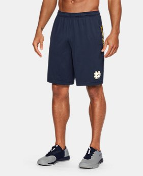 New Arrival Men's Notre Dame UA Raid Training Shorts  1 Color $39.99