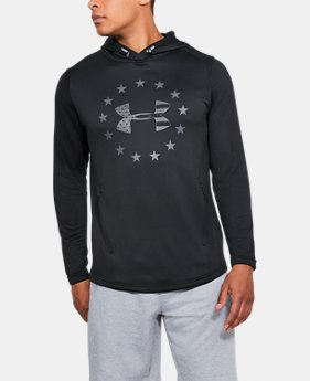 Men's UA Freedom Tech™ Terry Hoodie   $55