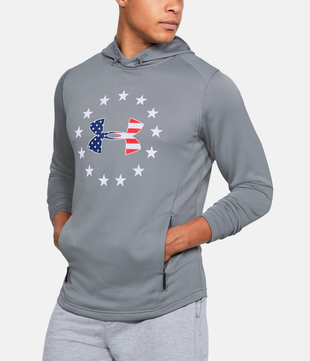 best service 2bb65 131fb Men s UA Freedom Tech™ Terry Hoodie 5 Colors Available  55