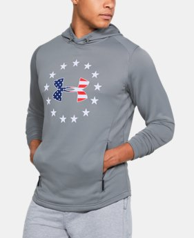 19707c0c0 Men's UA Freedom Tech™ Terry Hoodie 5 Colors Available $55