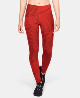 Women's UA Breathelux Jacquard Legging  1  Color Available $160