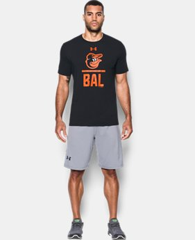 Men's Baltimore Orioles Lockup T-Shirt  1 Color $26.99