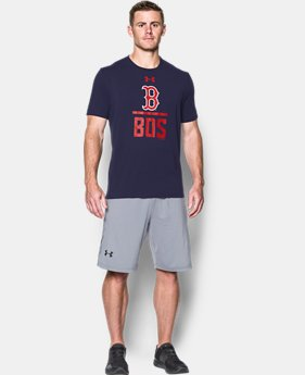 Men's Boston Red Sox Lockup T-Shirt  1 Color $34.99