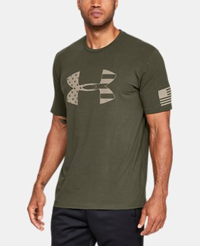 Men's UA Freedom Tonal BFL T-Shirt  3  Colors Available $25