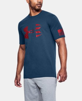 New Arrival Men's UA Freedom Tonal BFL 2.0 T-Shirt  1 Color $25
