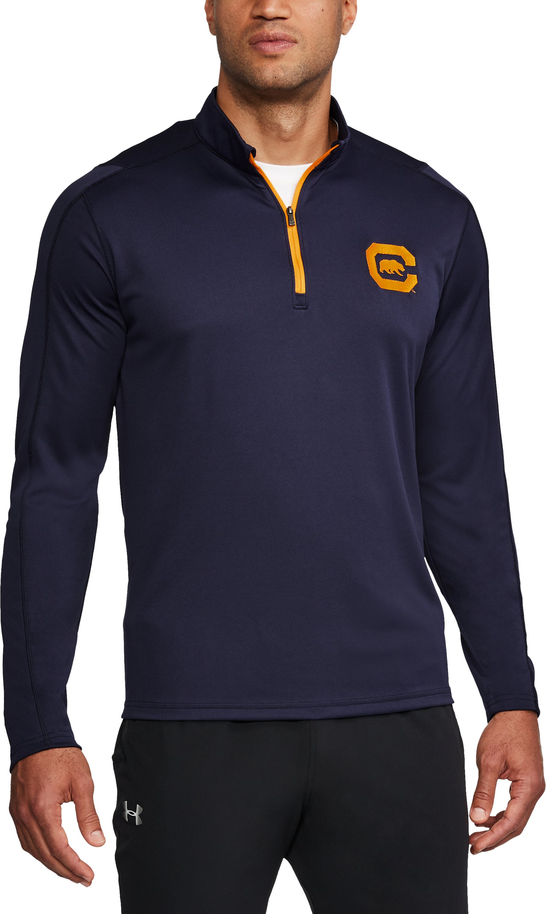 Men's California 1/4 Zip, Midnight Navy, undefined