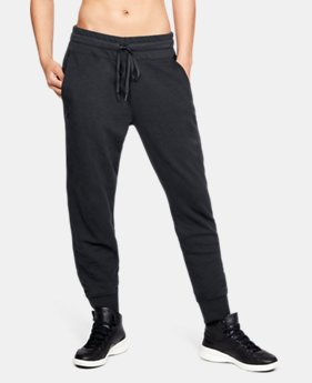 Women's UA Unstoppable Double Knit Pants  1  Color Available $85