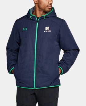Men's Notre Dame Jacket  1 Color $129.99
