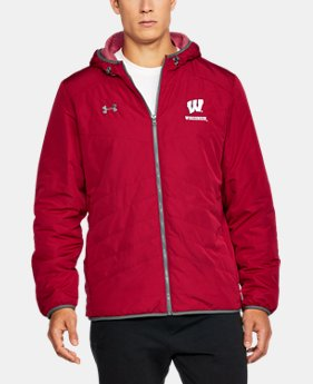 New Arrival Men's Wisconsin Jacket  1 Color $129.99
