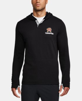 New Arrival Men's Maryland UA Waffle Hoodie  1 Color $64.99
