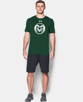 New Arrival Men's CSU Charged Cotton® T-Shirt  1 Color $32.99