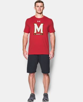 Men's Maryland Charged Cotton® T-Shirt  1  Color Available $32.99