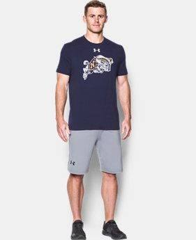 Men's Naval Academy Charged Cotton® T-Shirt  1 Color $32.99