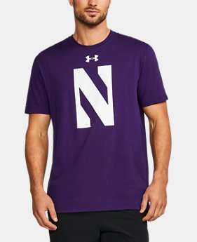 Men's Northwestern Charged Cotton® T-Shirt  1 Color $32.99