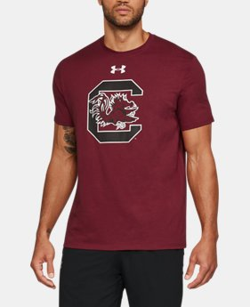 New Arrival Men's South Carolina Charged Cotton® T-Shirt  1 Color $32.99