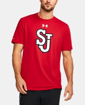 Men's St. John's Charged Cotton® T-Shirt  1 Color $32.99
