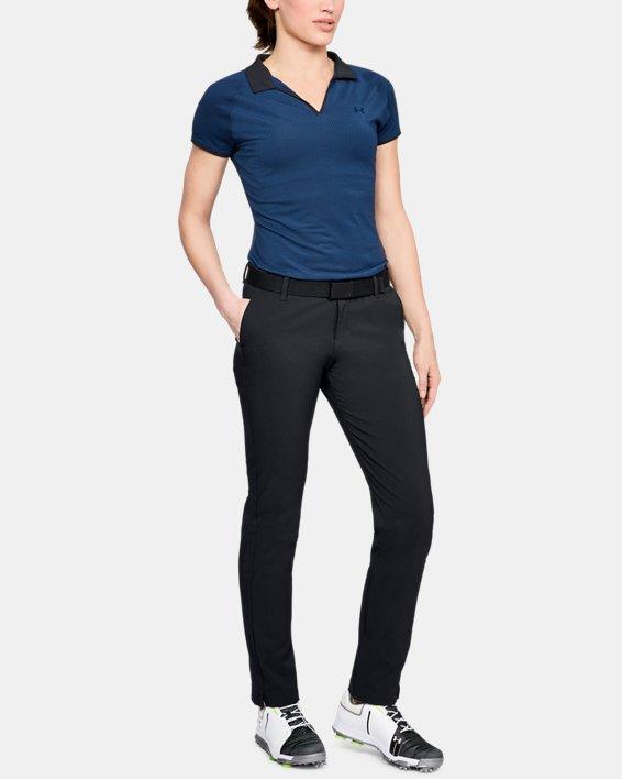 Women's ColdGear® Infrared Links Pants, Black, pdpMainDesktop image number 1