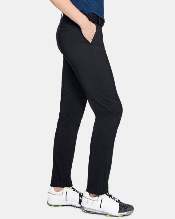 Women's ColdGear® Infrared Links Pants, Black, pdpMainDesktop image number 3