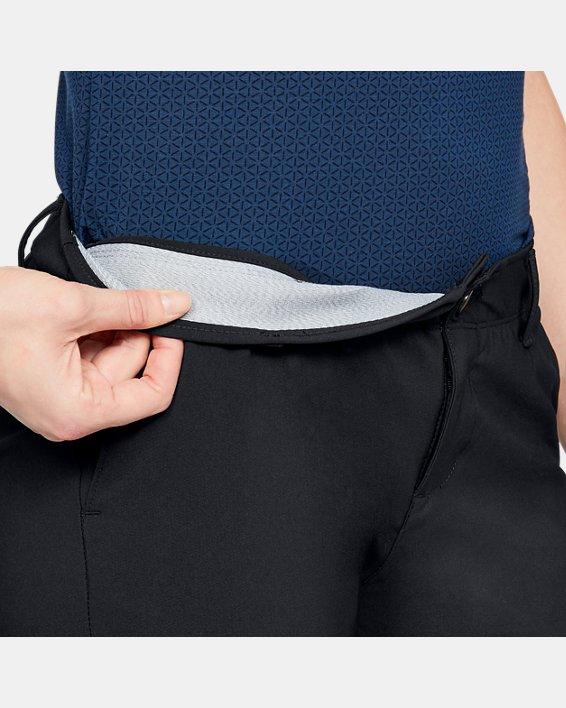Women's ColdGear® Infrared Links Pants, Black, pdpMainDesktop image number 7