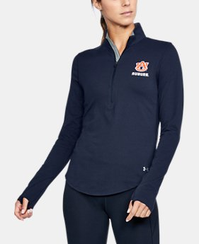 New Arrival Women's Auburn Charged Cotton® ¼ Zip  1 Color $59.99