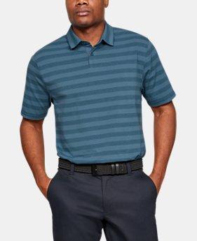 fc0d997074d Best Seller Men s Charged Cotton® Scramble Stripe Polo 6 Colors Available   50