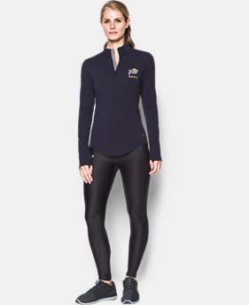Women's Naval Academy Charged Cotton® ¼ Zip  1  Color Available $59.99