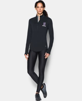 Women's Northwestern Charged Cotton® ¼ Zip  1 Color $59.99