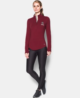 Women's South Carolina Charged Cotton® ¼ Zip  1 Color $59.99