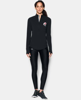 Women's Utah Charged Cotton® ¼ Zip  1 Color $59.99