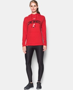 Women's Cincinnati UA Tri-Blend Hoodie  1 Color $74.99