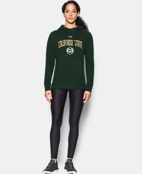 Women's Colorado State UA Tri-Blend Hoodie  1 Color $74.99
