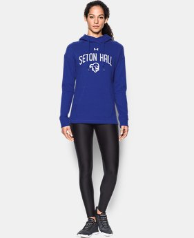 Women's Seton Hall UA Tri-Blend Hoodie  1 Color $74.99