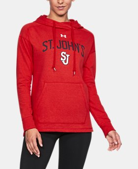 New Arrival Women's St. John's UA Tri-Blend Hoodie  1 Color $74.99