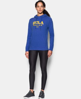 Women's UCLA UA Tri-Blend Hoodie  1 Color $74.99