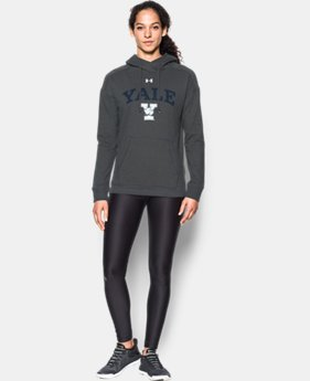 Women's Yale UA Tri-Blend Hoodie  1 Color $74.99