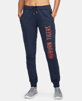 Women's Auburn UA Tri-Blend Pants  1  Color Available $64.99