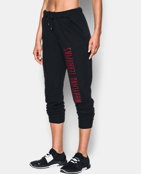 Women's Maryland UA Tri-Blend Pants  1  Color Available $64.99